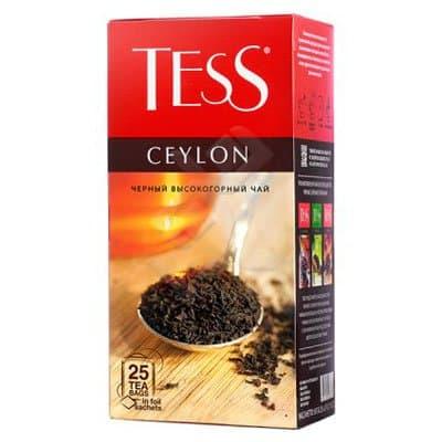 Tess / Тесс Ceylon (25пак)