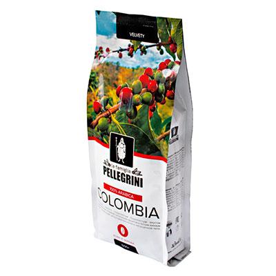 Кофе La Famiglia Pellegrini Colombia зерно 500 гр фото