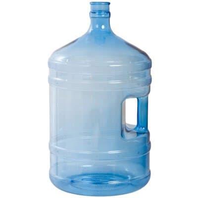 Бутыль поликарбонатная 19 литров фото