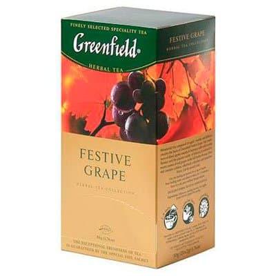 Greenfield / Гринфилд Festive Grape (25пак) фото