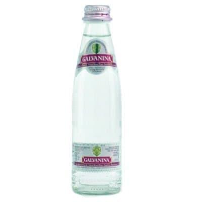 Galvanina 0.25 литра, без газа, стекло, 24шт. в уп.