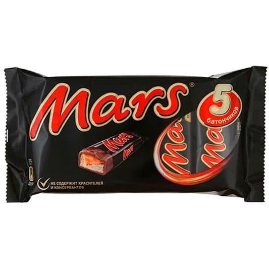 Шоколадный батончик Mars Max мультипак 40,5 гр. фото