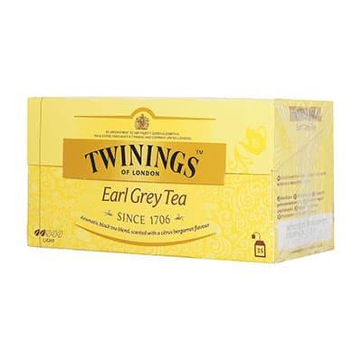 Чай Twinings черный с бергамотом Earl Grey classic 25 пак фото