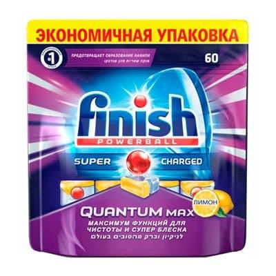 Средство для посудомоечных машин Finish Quantum 60 таб