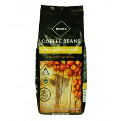 Кофе Rioba Origin Colombia в зернах в/у 500 гр