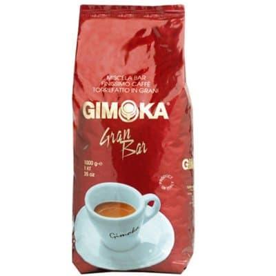 Gimoka Rossa Gran Bar зерно в/у 1кг