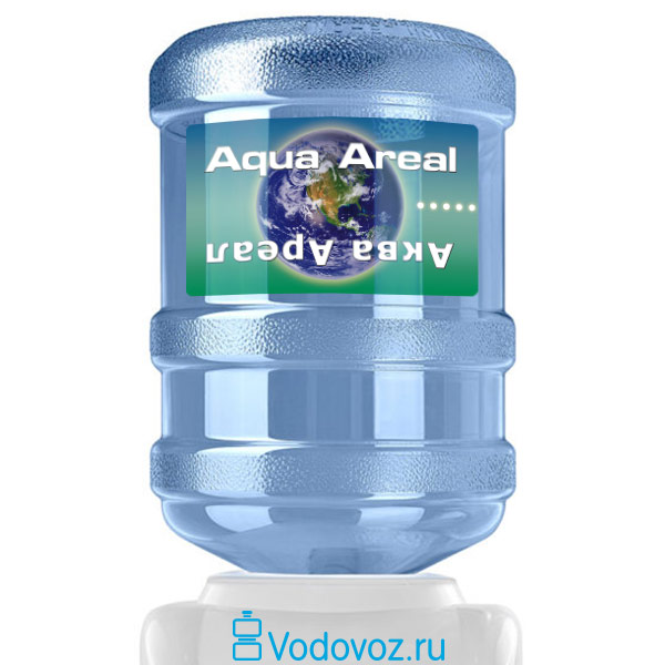 Вода Аква Ареал 19 литров