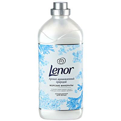 Кондиционер Lenor концентрат морские минералы 1,785 литра фото