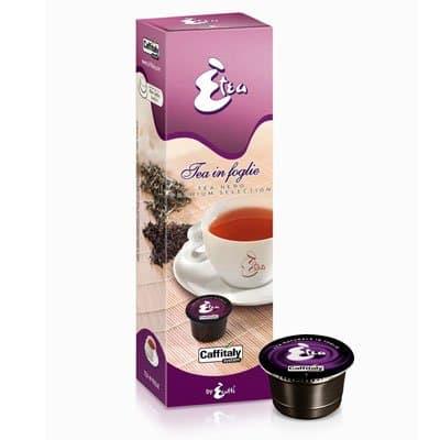 Чай в капсулах Ecaffe Tea in Foglie (10шт)