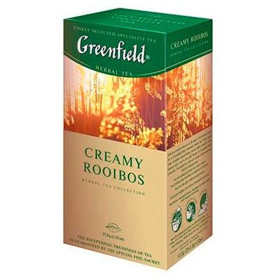 Greenfield / �������� Creamy Rooibos (25���)