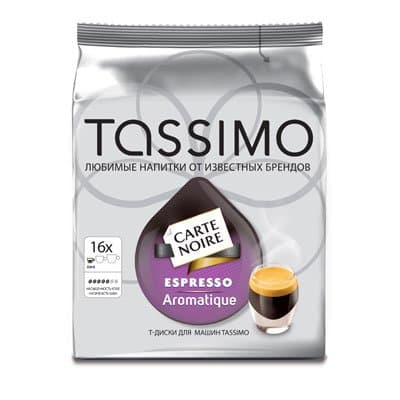 ���� � �������� Tassimo ���� ���� �������� �������� (16��)