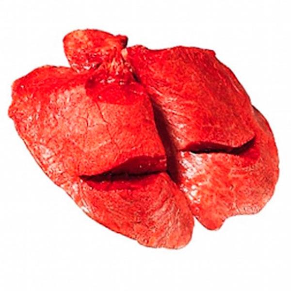 Телятина Легкое (Ферма Здоровеньково) 0.7-1.5 кг