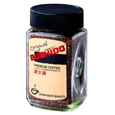 Bushido Original растворимый ст (100гр) фото
