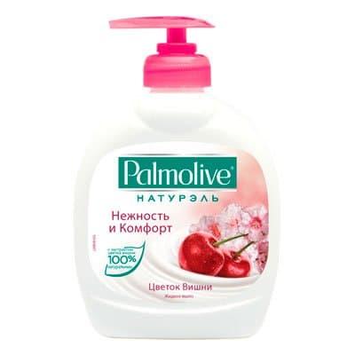"Жидкое мыло ""Palmolive"" цветок вишни 300мл (1шт.)"