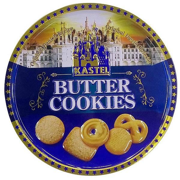 Печенье Kastel сливочное 340 гр