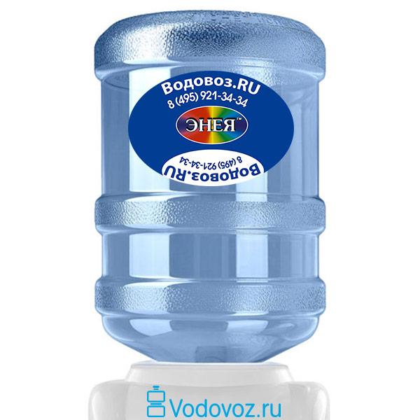 Вода Энея 18.9 литров фото