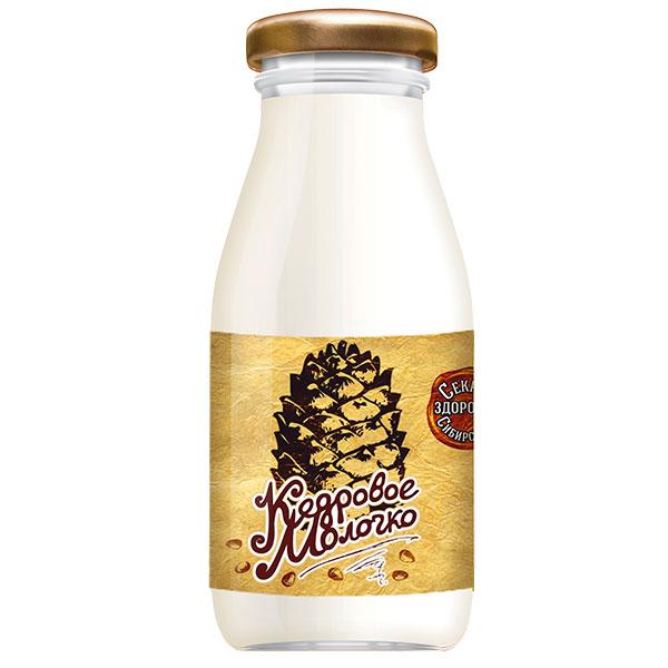 Кедровое молочко 0,2 мл, 12 шт. в уп.