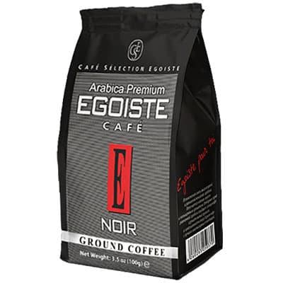Купить со скидкой Egoiste Noir молотый в/у (100гр)