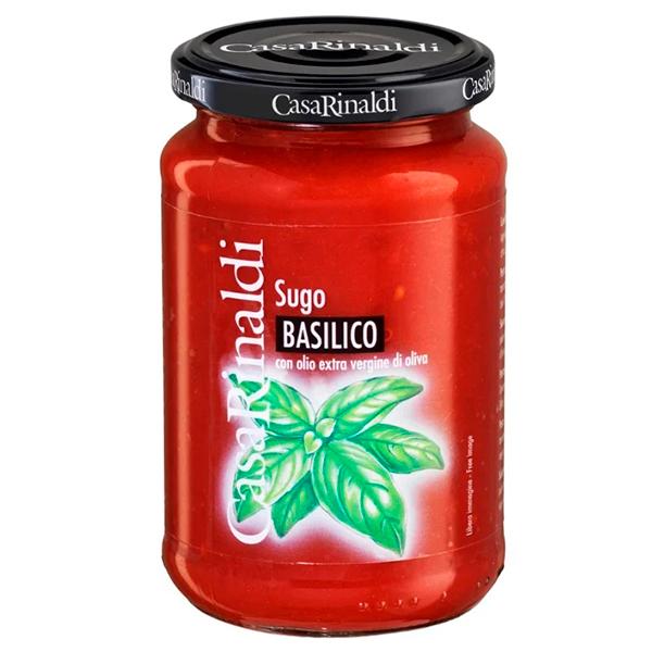 Соус томатный Casa Rinaldi с базиликом