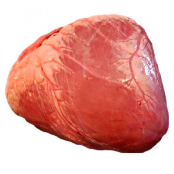 Телятина Сердце (Ферма Здоровеньково) 0.7-1.5 кг