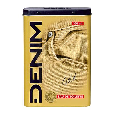 Мужская туалетная вода Denim Gold 100 мл фото