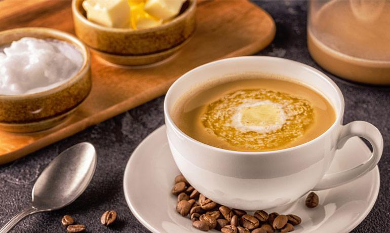 Кофе маслом не испортишь