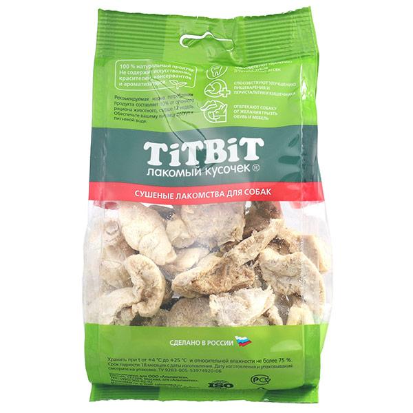 Легкое говяжье Titbit для собак 21 гр