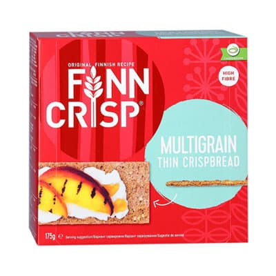 Сухарики Finn Crisp / Фин Крисп Multigrain многозерновые 175гр фото