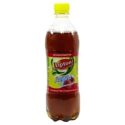 Lipton Ice Tea / ������ ������ 0.6� ��� (12��)