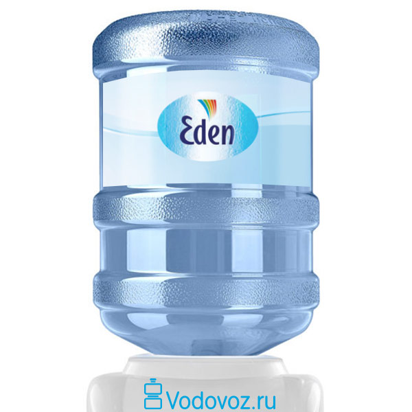 Вода Eden 19 литров