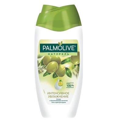"""Гель для душа """"Palmolive"""" оливковое молочко 250 мл (1шт.) фото"""