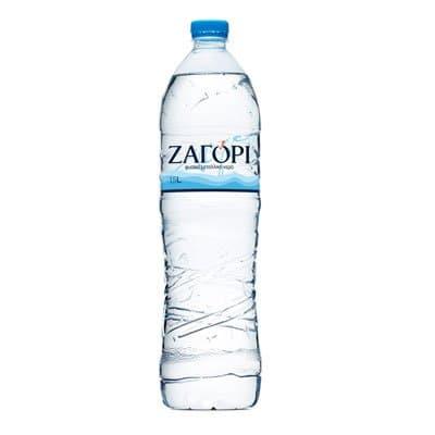 Вода Zagori 1,5л б/г пэт (12шт)