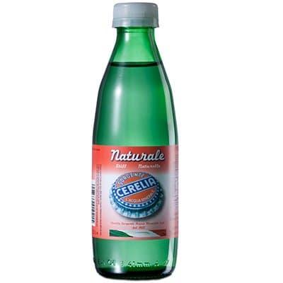 Вода Cerelia Natural 0.25л б/г ст (12 шт)