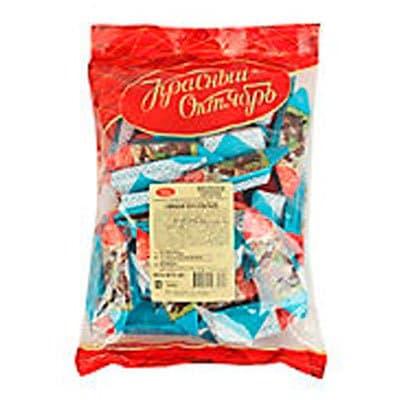 Конфеты Мишка косолапый Красный октябрь 500гр фото