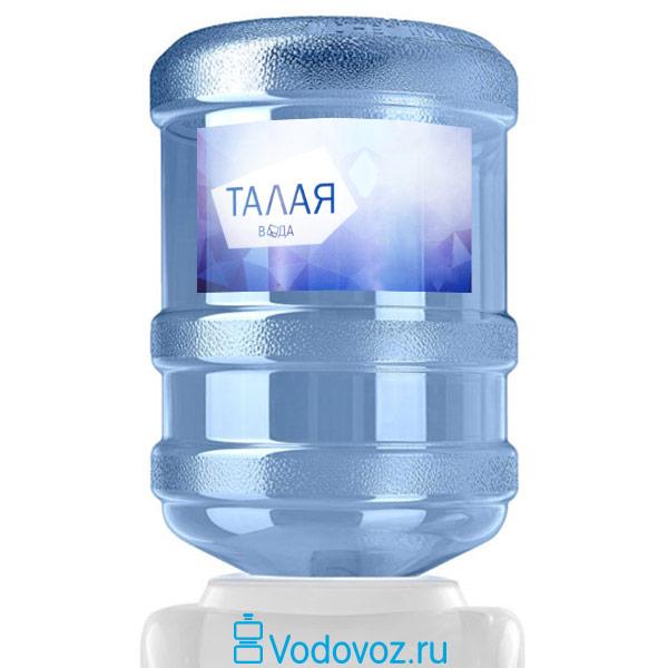 Талая вода 19 литров
