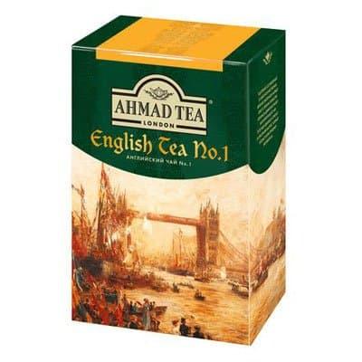 Чай Ahmad / Ахмад №1 листовой (200 гр)