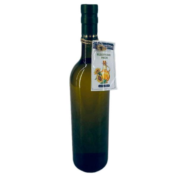 Масло Сыродавленное подсолнечное (Ферма ИП Асламов А.) 750 мл