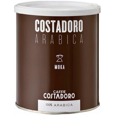 Кофе Costadoro Arabica Moka молотый 250 гр