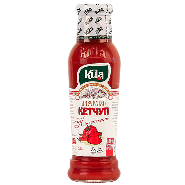Кетчуп Kula классический 360 гр