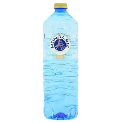 Вода Mondariz / Мондарис 1.5 литра, без газа, пэт, 12шт. в уп.
