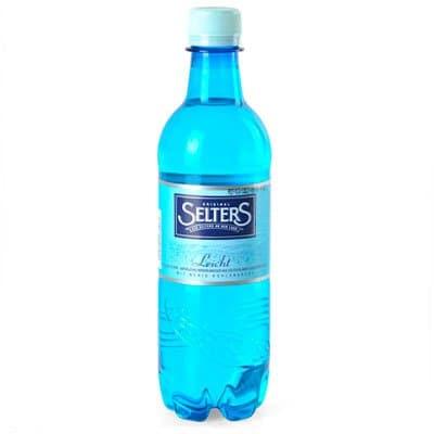 Selters/Сельтерская 0.5 литра, слабогазированная, пэт, 24шт. в уп.