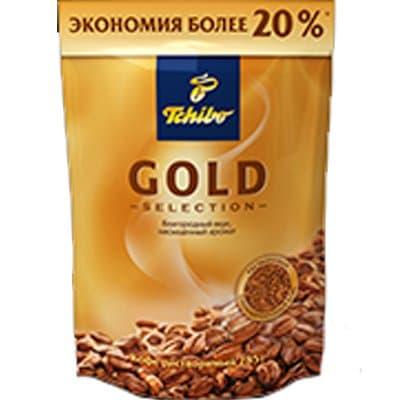 Tchibo / Чибо Gold Selection растворимый м/у (285гр)