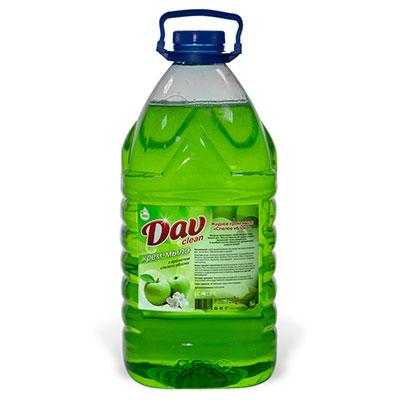 Жидкое крем-мыло Dav яблоко 5 литров фото
