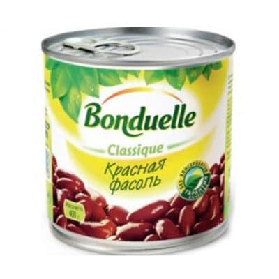 Фасоль Bonduelle красная 400 гр