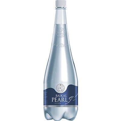 Вода Baikal Pearl / Жемчужина Байкала 1.25 литра, без газа, пэт, 6шт. в уп.