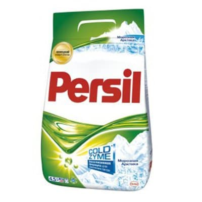 Стиральный порошок Persil expert морозная арктика 4,5кг (1 шт.)