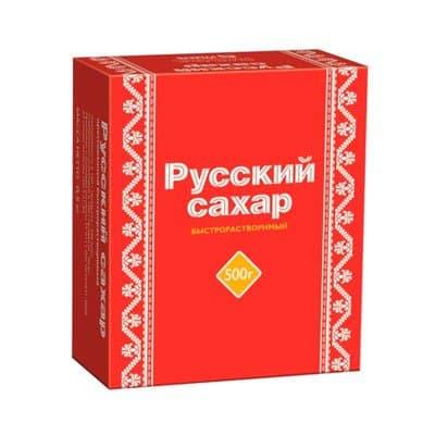 Сахар рафинад Русский 500гр.