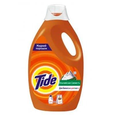 Жидкий порошок Tide Альпийская Свежесть 1.235л