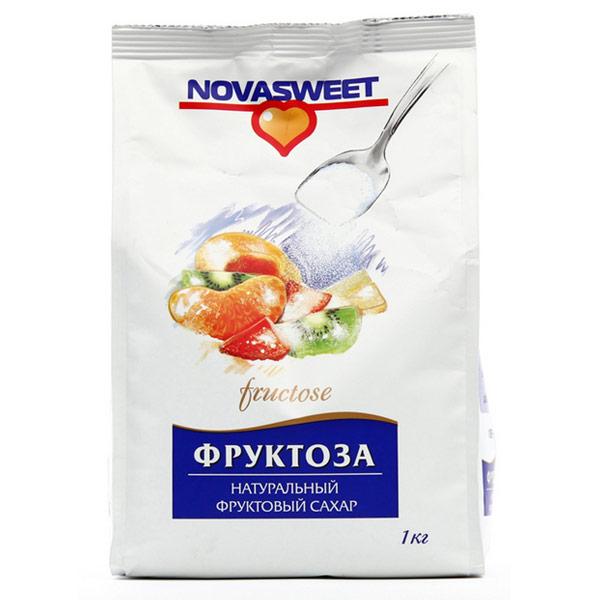 Фруктоза Novasweet 1 кг