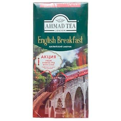 Ahmad / Ахмад Английский завтрак (25пак)